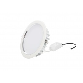 Verbatim 52447 LED Downlight 235mm 24W 3000K 2050lm  White