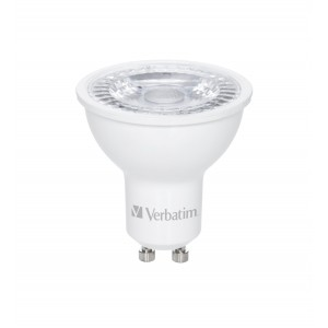 Verbatim 52630 LED GU10 5.0W-50W ND 4000K 35D 370lm
